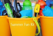Kids | Summer Fun Ideas / This is a board to pin things to do with your kids over the summer, please no company advertisements as in chambers of commerce etc.! If you are interested in joining the board you can email me at kelleywilsons4@gmail.com / by Miss Information