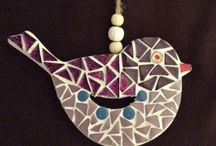 Tac mosaic / Handmade mosaic