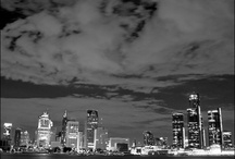 I Like It In The City / I like it in the city, Detroit MI, The D, D Town / by Domonique A.