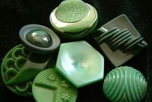 Buttons...Brooches