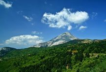 Today is International Mountain Day! / Its an opportunity to create awareness about the importance of mountains to our communities and ecosystems, especially in Greece! This is the majestic mountain Dirfys in Steni Evias, Greece!