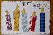 Weihnachten-Karten