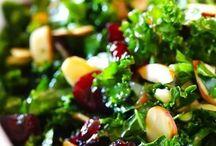 Cuisine: Salades