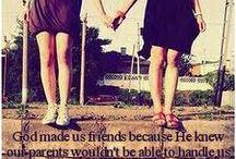 Best Friends* / by Amanda Lopez