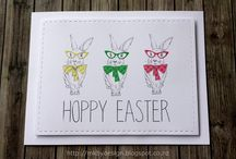 // CARDS - EASTER / Handmade Cards By Melissa Kay By Design.