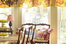 French Country Dining Rooms