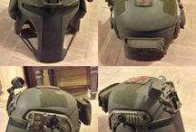 sifi tactical armor