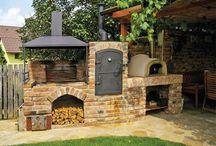 grill és kerti sütő