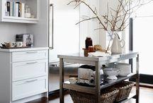 AH loves creating kitchens / Kitchen inspiration and design work