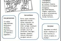 French writing activities