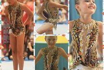 ritmikus gimnasztika dressz