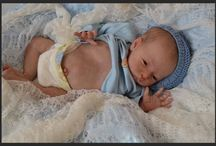 Realistic baby dolls / by Misty Cole