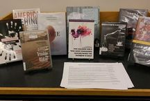 Book Displays at LPL / Check out our current (and past) displays at LPL! / by Lewiston Public Library