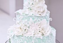 Wedding Cake / by Brittany Carper