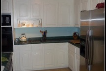 Cabinet Transformations / by AZ June