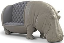 Awesome Furniture / covering cool chairs, sofas, and furniture