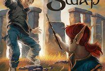 Faery Swap / by Susan Kaye Quinn
