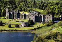 Ireland 2016 / Ideas for our trip! Lodging, attractions, food, and more.