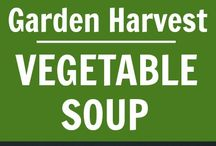 Eat What You Grow! / Healthy recipes from the vegetable garden.