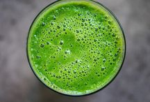 Recettes Healthy - Smoothies et Jus