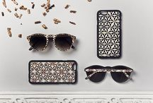 The Alhambra Exclusive Collection / The Alhambra inspired a collection of handcrafted products. Design iPhone and sunglasses cases with Taracea exclusive for Alhambra museum shops.