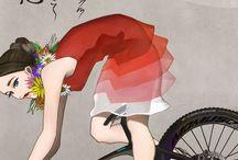 자전거 그림