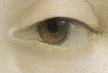 PAINTING - eyes