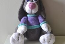 Craft Crochet_Knit / by Traseguss Trunenp