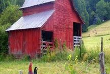 ~♥~Something about an Old Barn~♥~ / by Anne