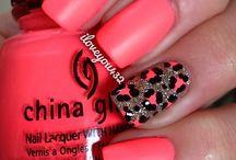 Nails, nails, nails / by Nerissa Fay