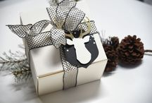 Other Holiday Projects with Spellbinders / Other Holiday Projects with Spellbinders