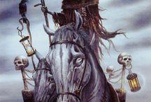 Myths Legends Folklore Spirits