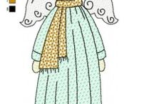 Mylar Designs / Machine Embroidery Designs for use with Mylar