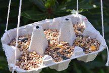 casita de pájaros