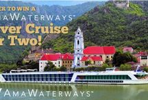 Contests to Win Trips/Cruises / by Debbra Brouillette