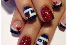 Nails / by Sandy Hatfield