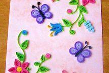 kytky a motýli