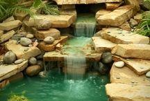 Water...pools,spas, & water features