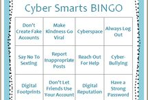 Cyber Smart Games / fun games for students to test their cyber smarts!
