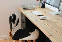 Home office / by Katie Gutwein
