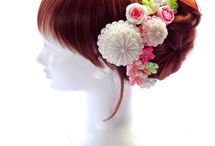 weddingヘアスタイル