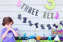 Penny's Three Rex Party