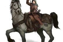 Characters!! *-* / 3.5 eller Pathfinder karakter ideer.