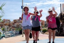 September 2016 A-MAZE-IN CABO RACE / Fun pictures of our guests, during our events!