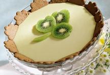 St. Patrick's Day Pies