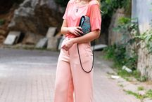Style with Blush Tones