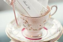 high tea for girl baby shower