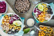 Grain bowls / by Lindsay Hunt