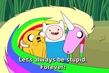 Adventure Time / by Emma Bobola