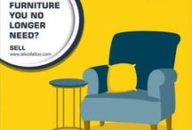 Buy , Sell  Old #Furniture